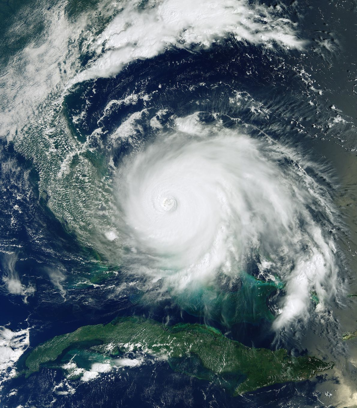 Hurricane Dorian slammed into the Bahamas in September as one of the most powerful Atlantic storms ...