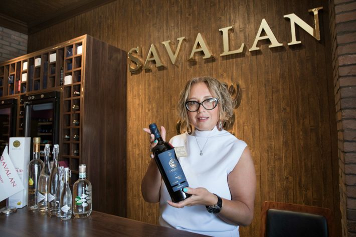Aygun is chief sales manager of Savalan Aspi Winery, located in the valley of Savalan in ...