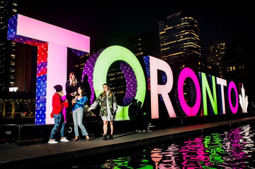 Irresistible Toronto