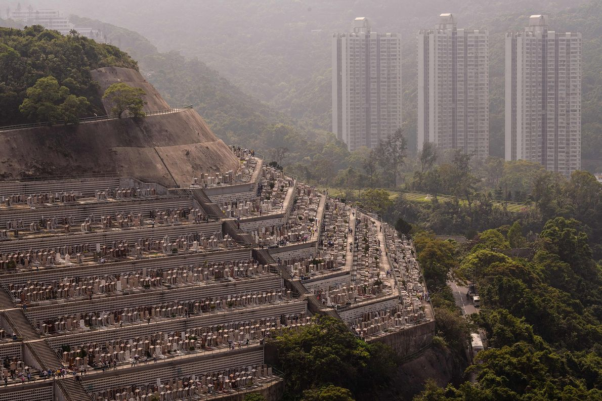 Here are 7 cemeteries with views to die for