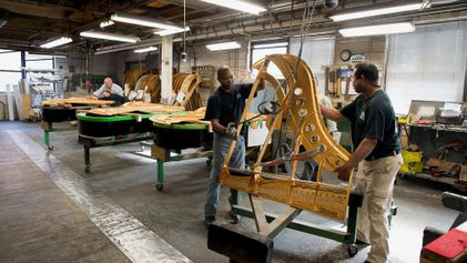 7 great places to see musical instruments being made
