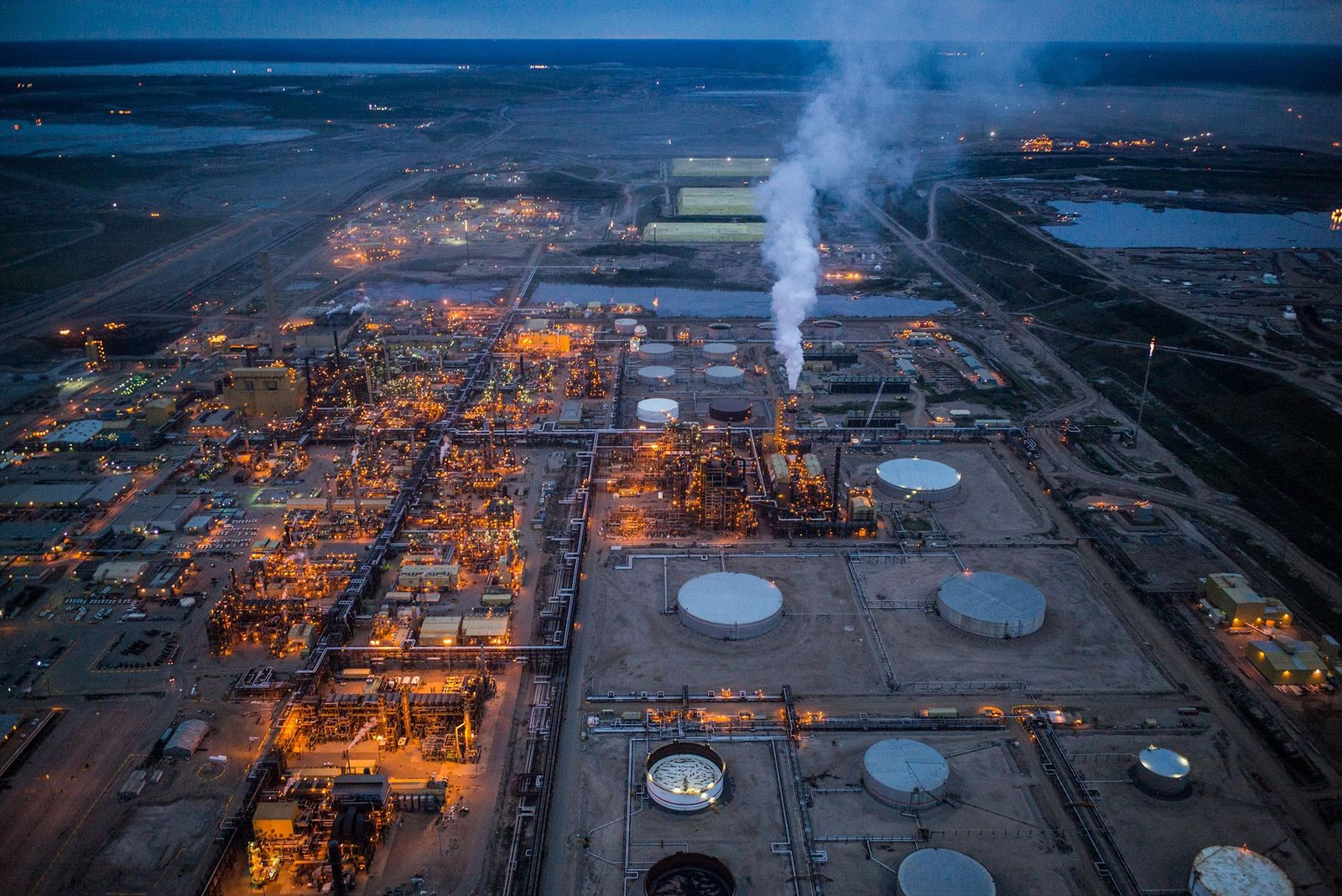 This is the world's most destructive oil operation—and it's growing