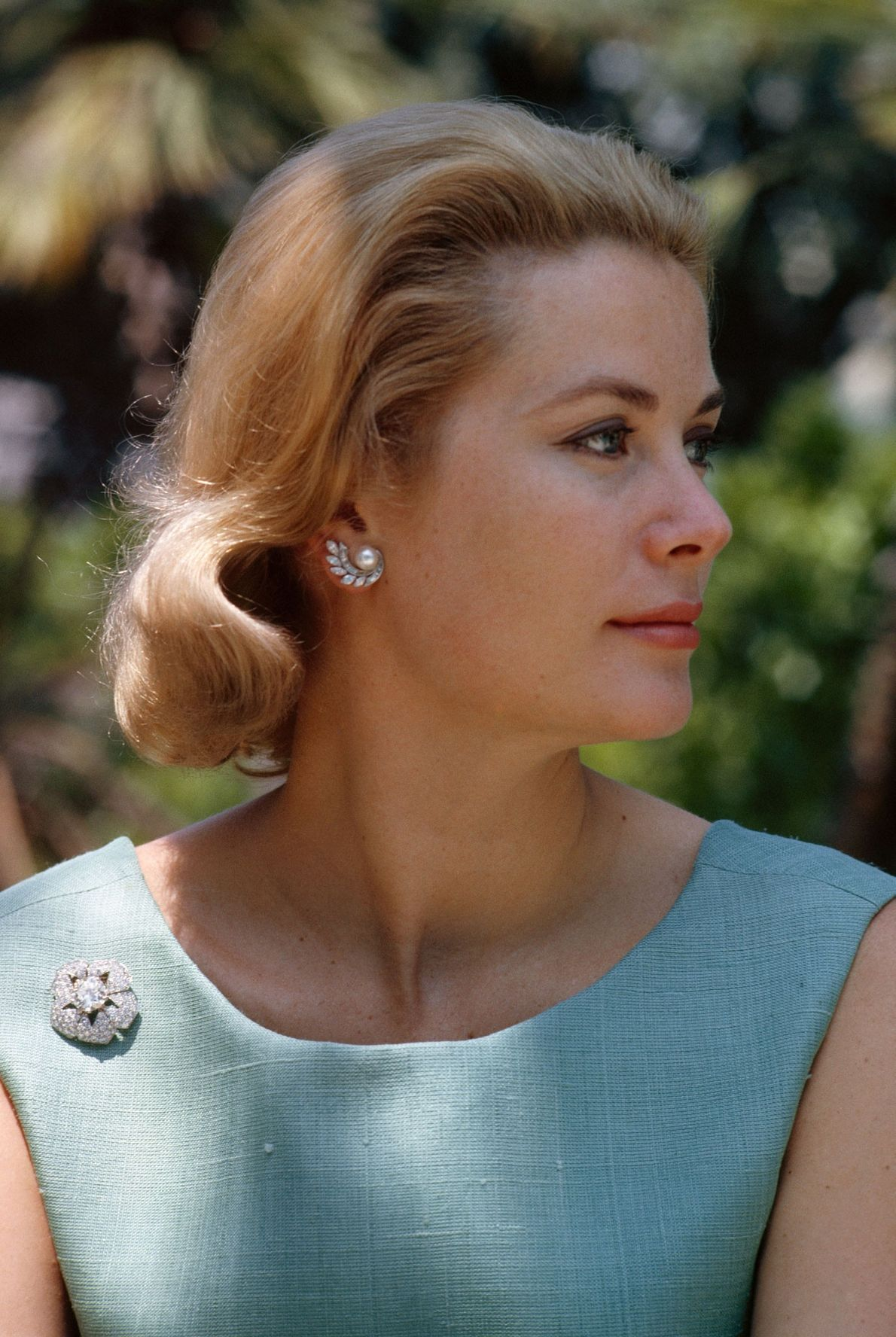 Actress-turned-royal Grace Kelly became Princess of Monaco in 1956.