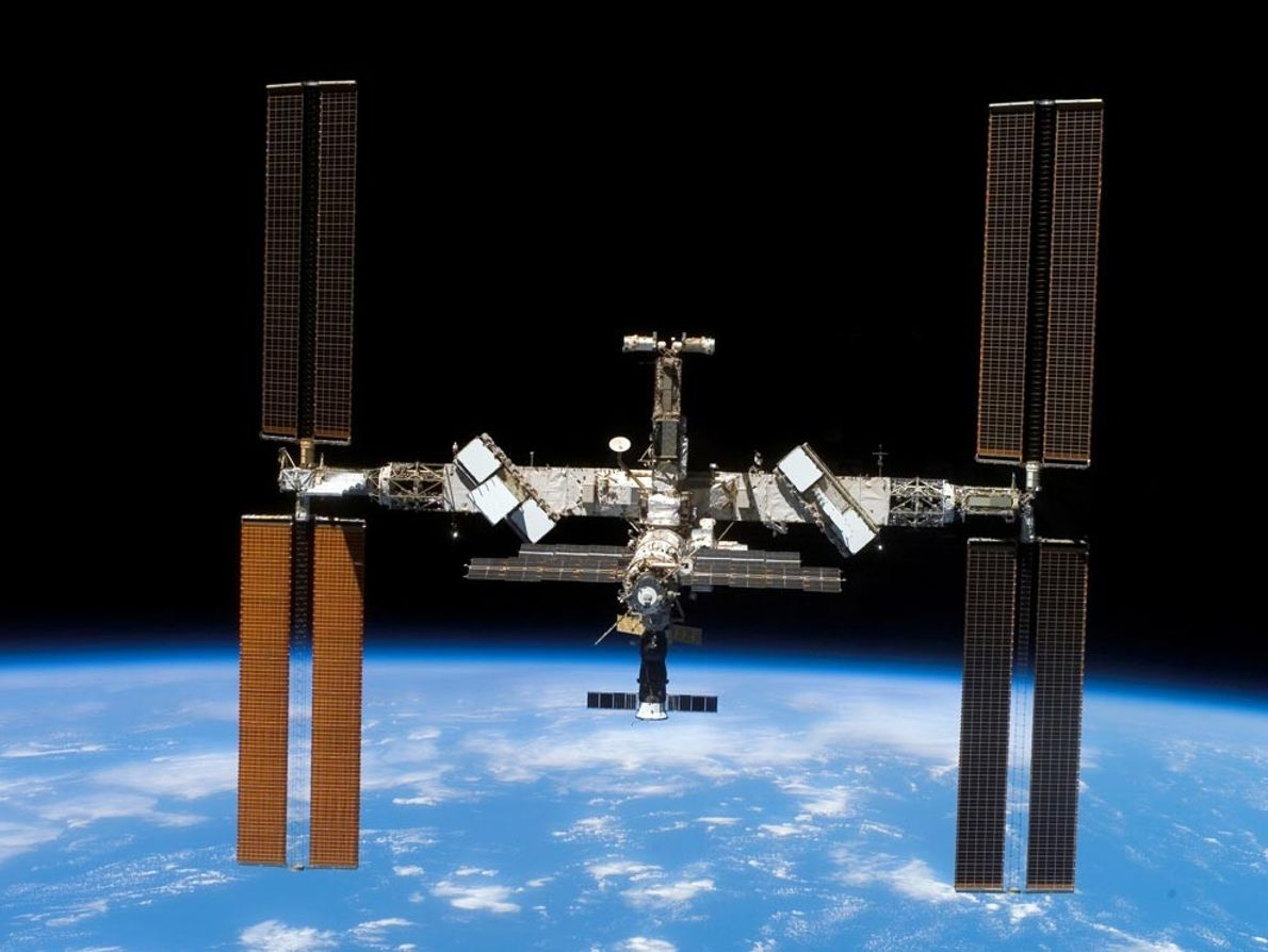 The International Space Station has been under construction since November 1998. In that year the first ...