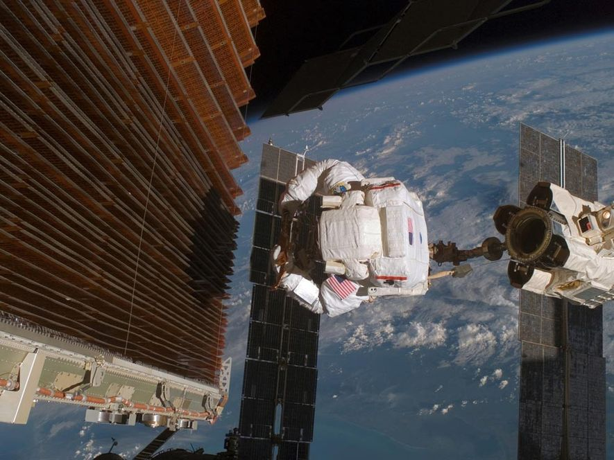 Amazing images from the ISS