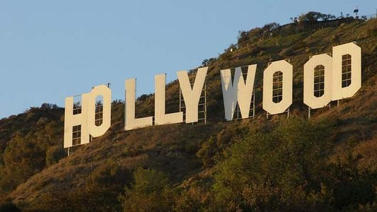 Hollywood: Horse riding in the hills