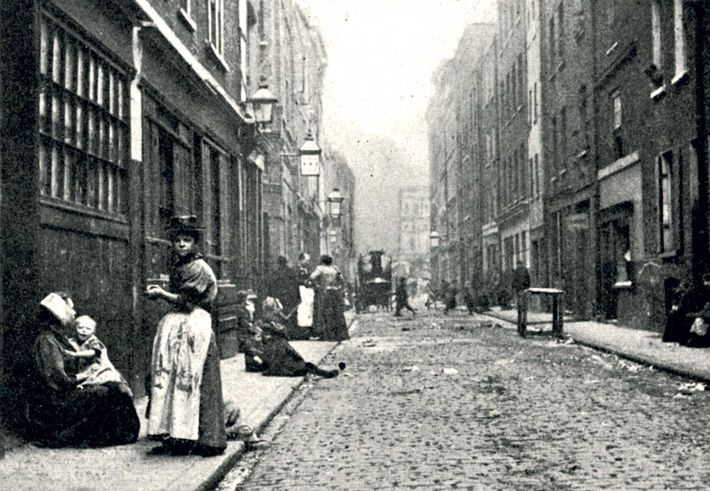 The lives of those who fell to Jack the Ripper were preserved by their deaths. Poor ...