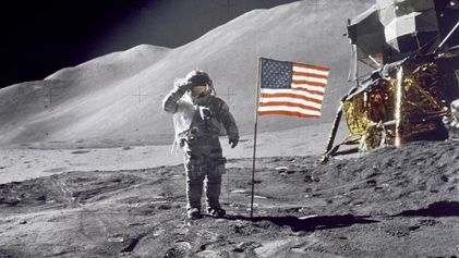 A brief history of moon exploration