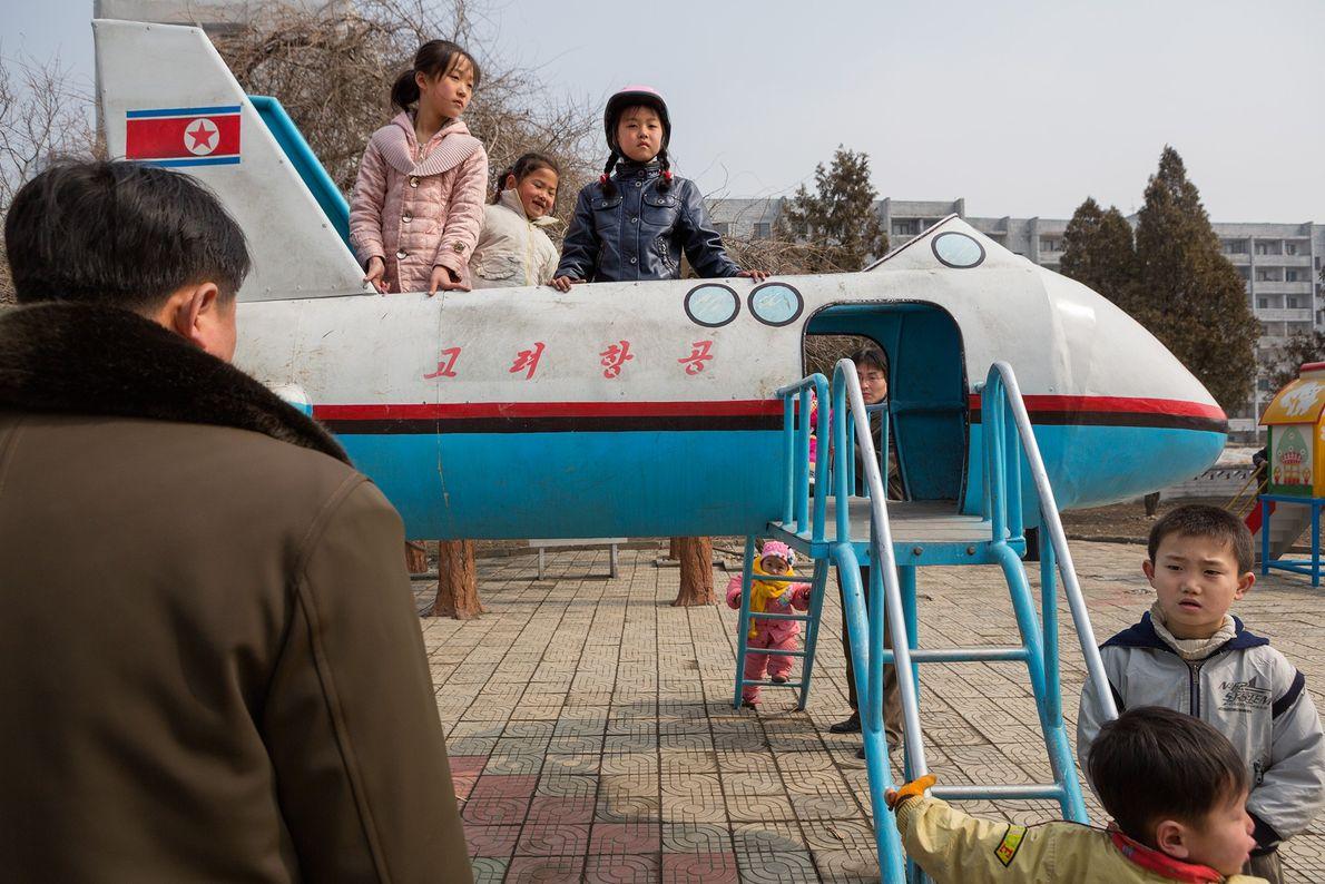 Playground Plane