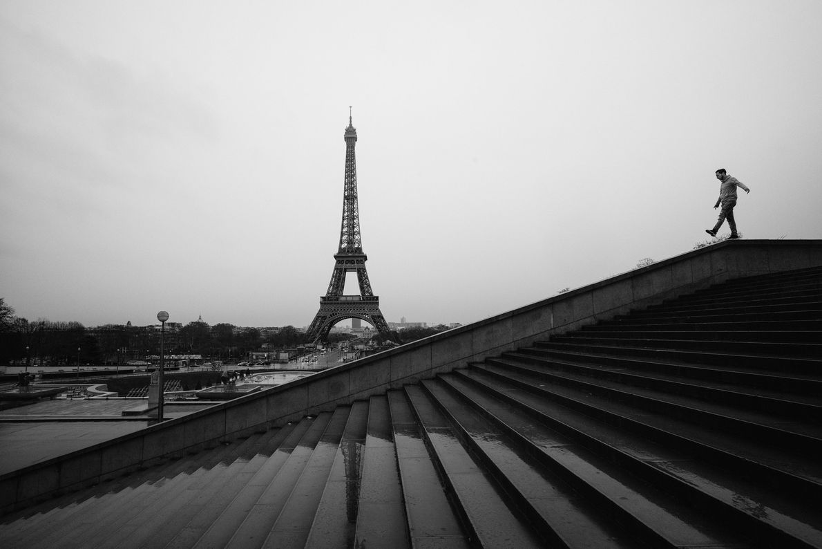 After making your way to the top of the Eiffel Tower to snap shots of the ...