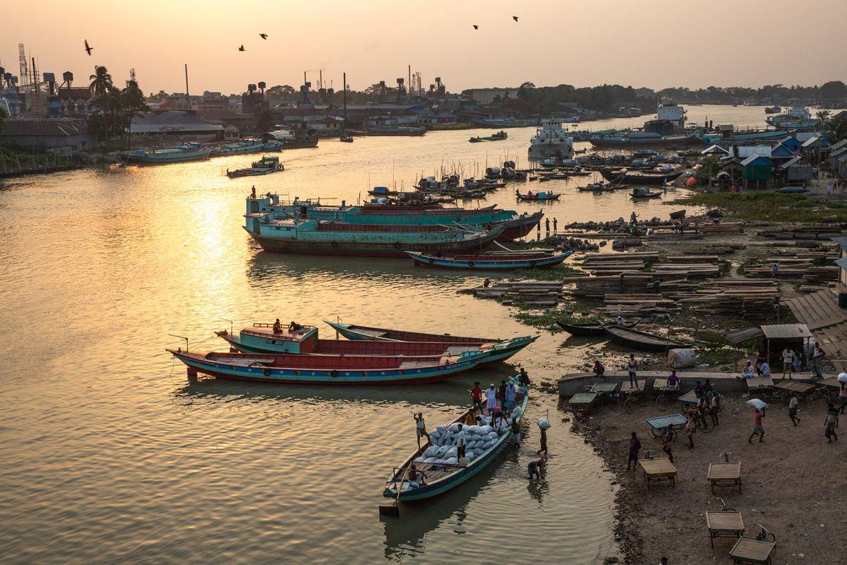 Chandpur, Bangladesh
