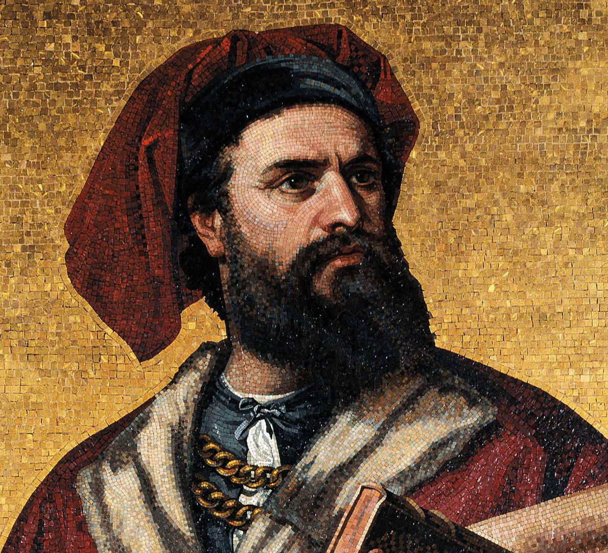 Marco Polo's odyssey spawned one of the world's first best sellers