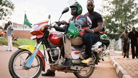 Guy Moise Karekezi, 24 years old, is a final year student at the University of Rwanda ...