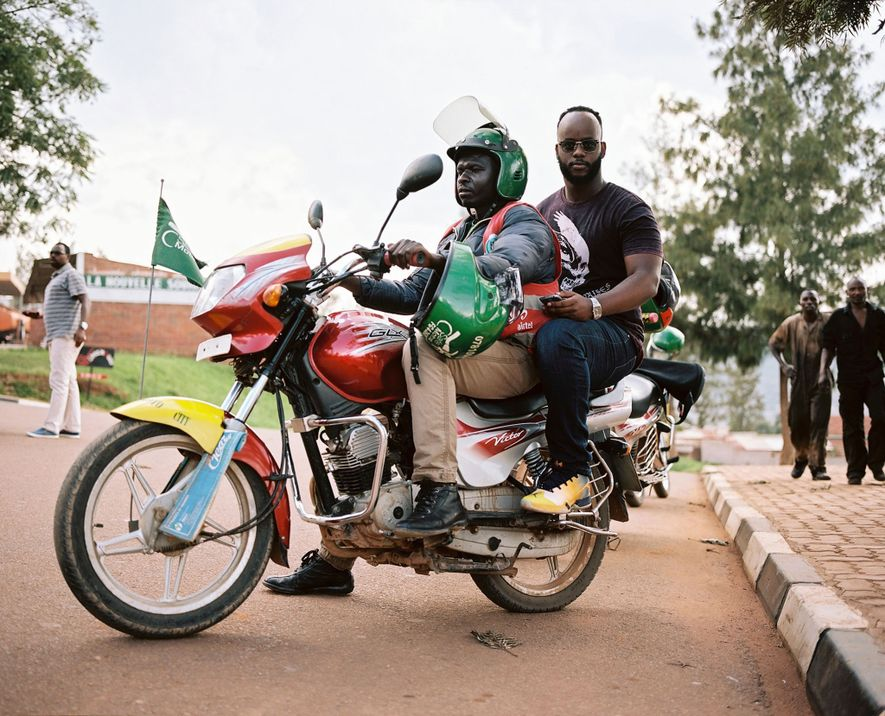 Meet the motorcycle app aiming to become Africa's Uber