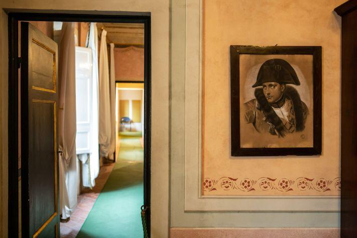 Villa dei Mulini mansion