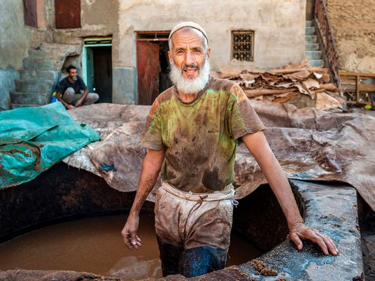 Photo gallery: the souks, tanneries and timeless leathercraft traditions of Marrakech