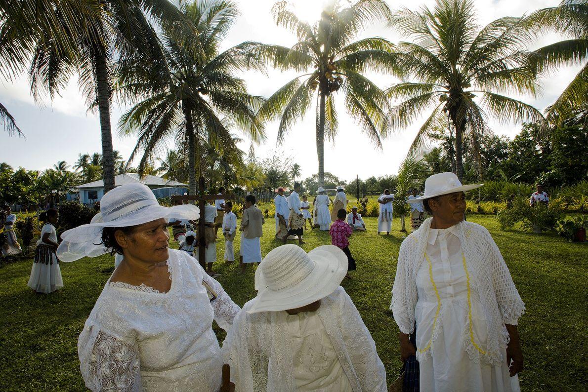 Tonga Easter