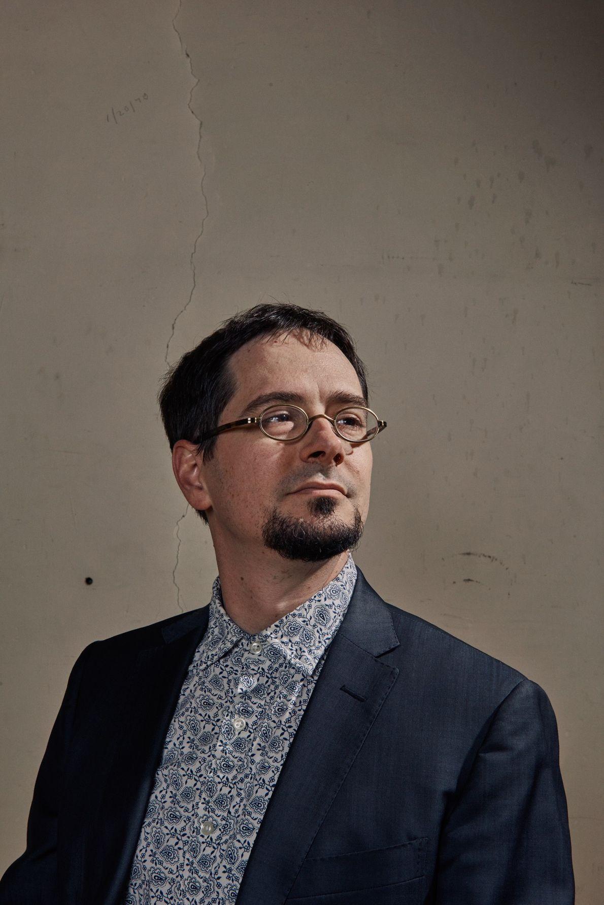 Gray Rybka, ADMX's co-spokesperson and a professor at the University of Washington.