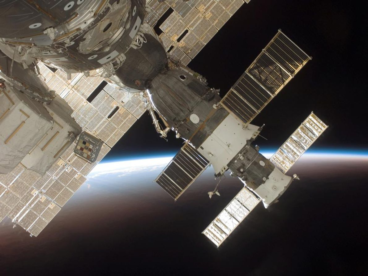 Photos Of The ISS