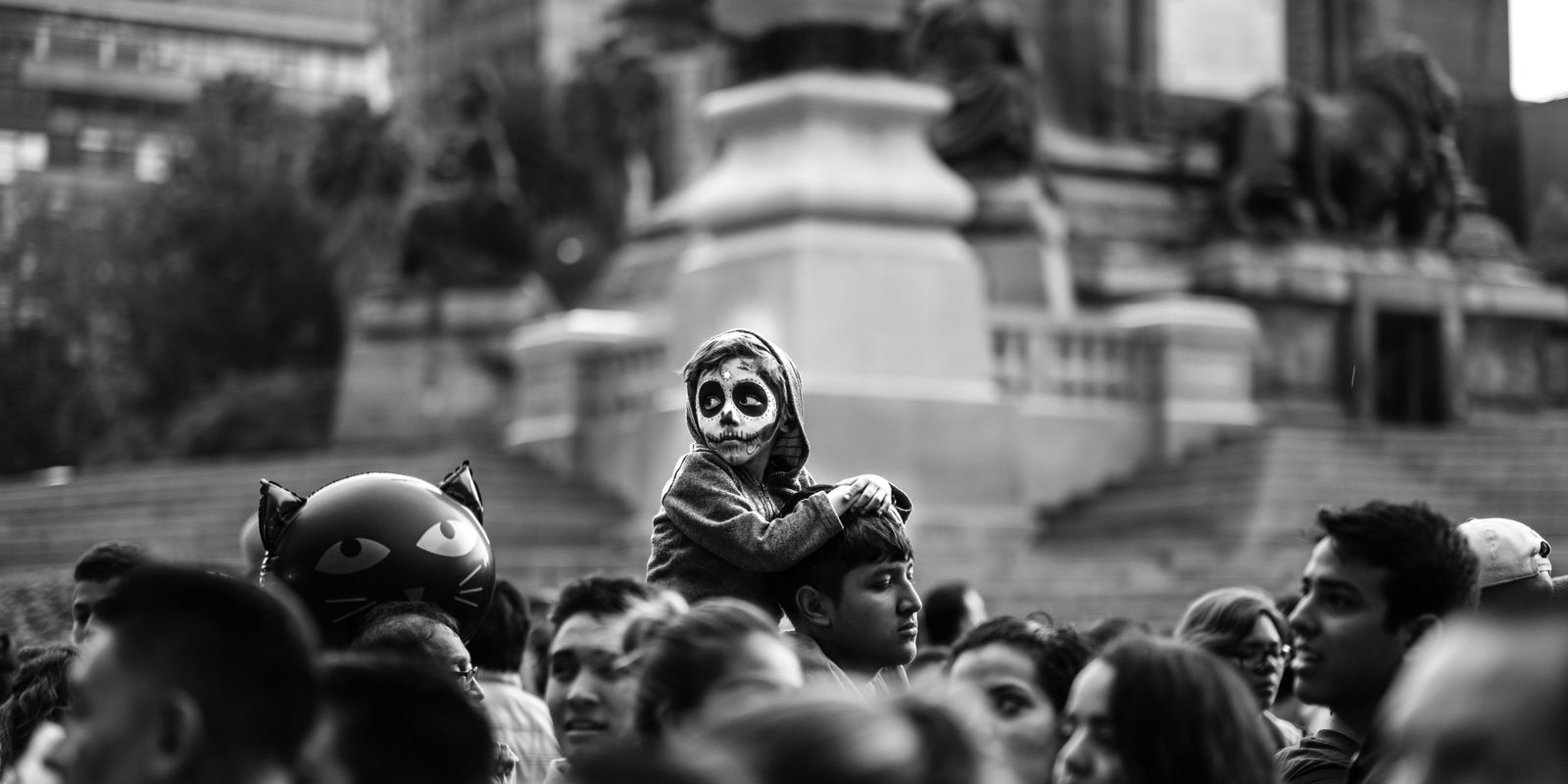 Celebrating the departed: the Day of the Dead, in pictures