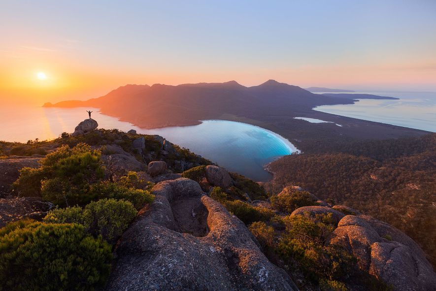 Win a six-night stay in Tasmania