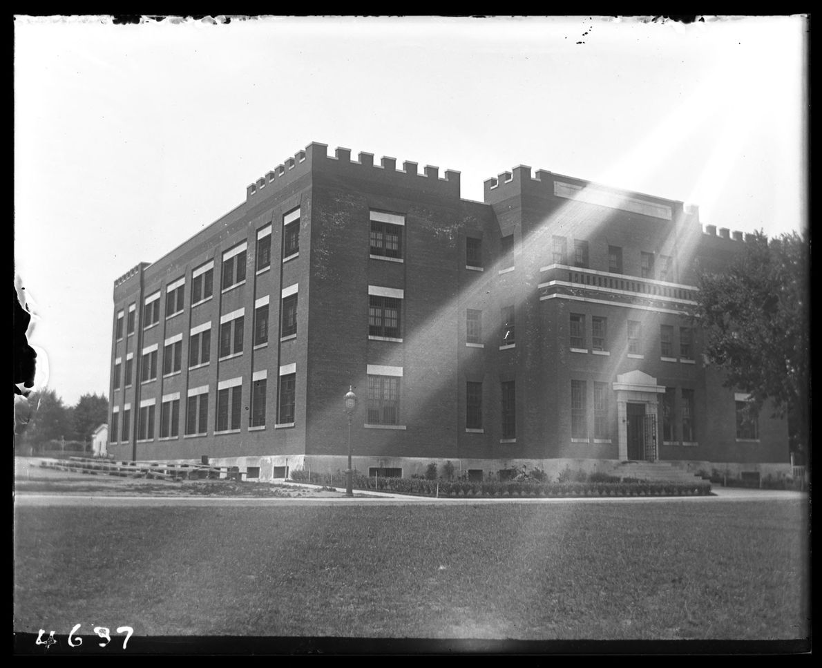 A precursor to New York's Department of Corrections operated a prison alongside the reformatory on the ...
