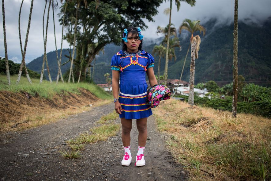 Indigenous Trans Women Find Sanctuary on Colombia's Coffee Farms