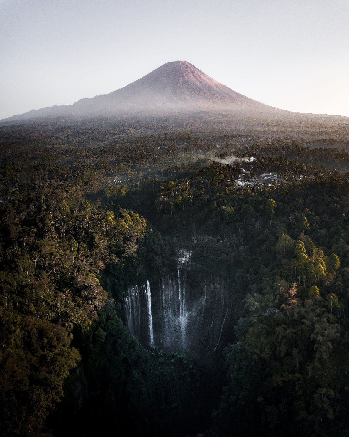 """""""Waterfalls, the deep jungle and a massive volcano! East Java literally has it all,"""" writes Your ..."""