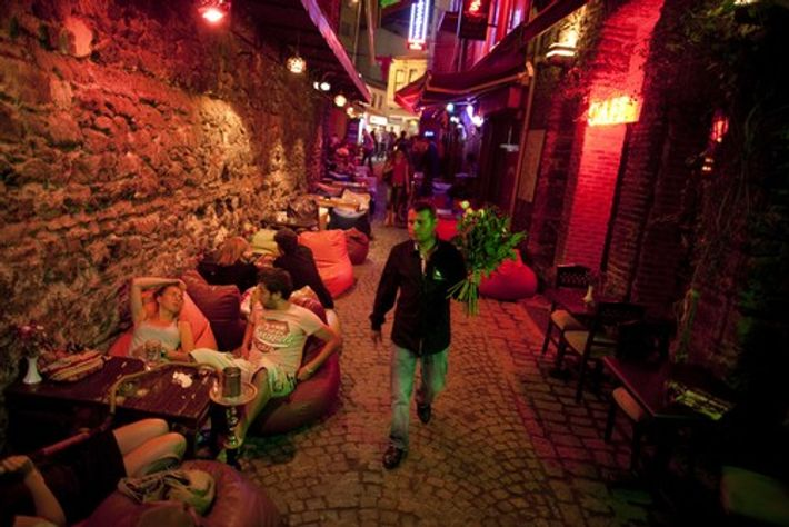 Istanbul: City style