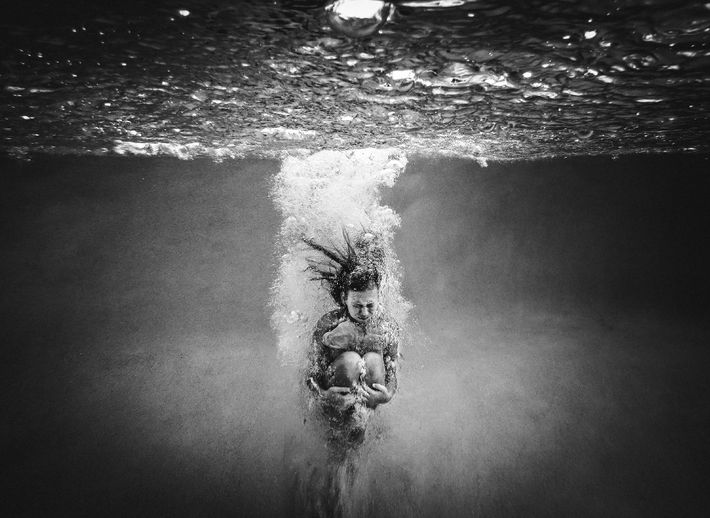 Your Shot photographer Dana C. made this underwater image with a GoPro in February 2018. She ...