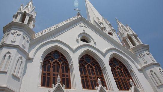 Architecture in Chennai.
