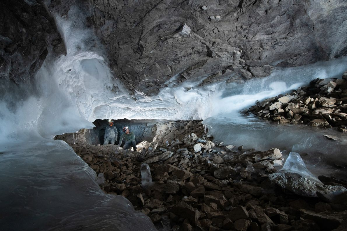 Kate's Cove Cave, Greenland