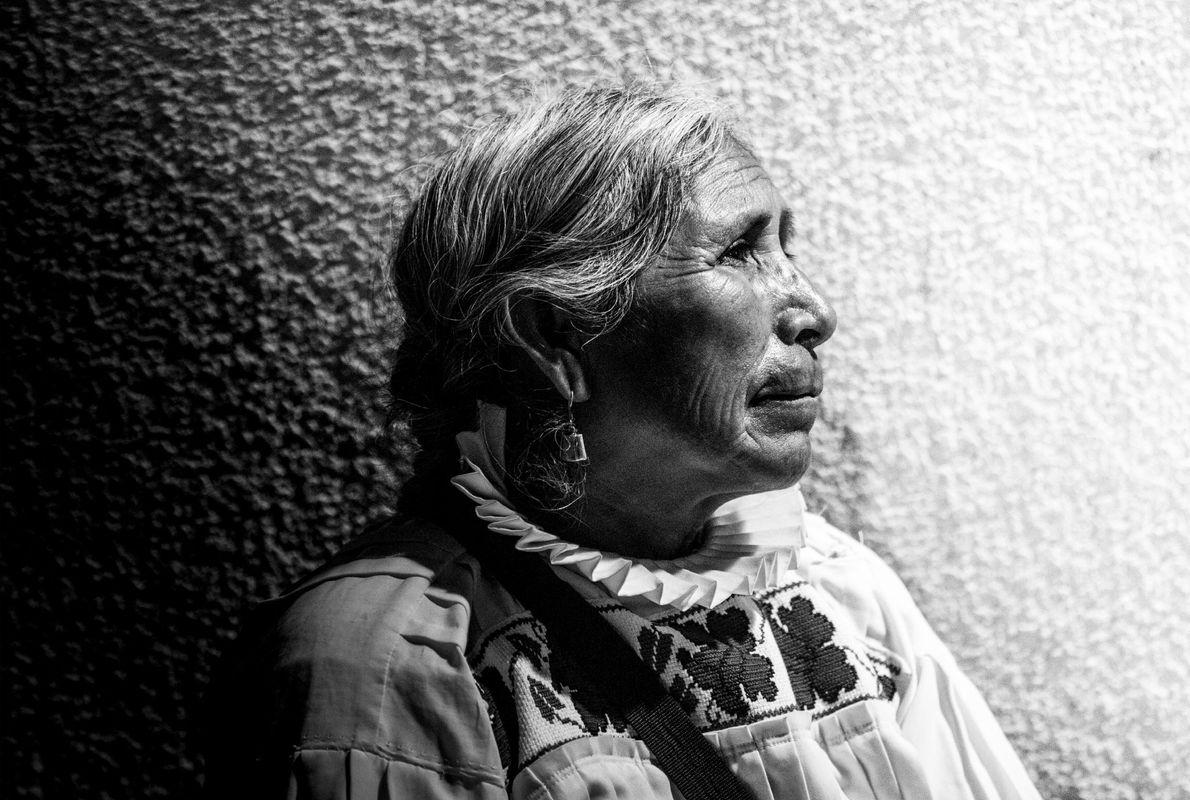 Your Shot photographer Cizar Jimenez made this portrait of a woman selling dolls in Santiago de ...