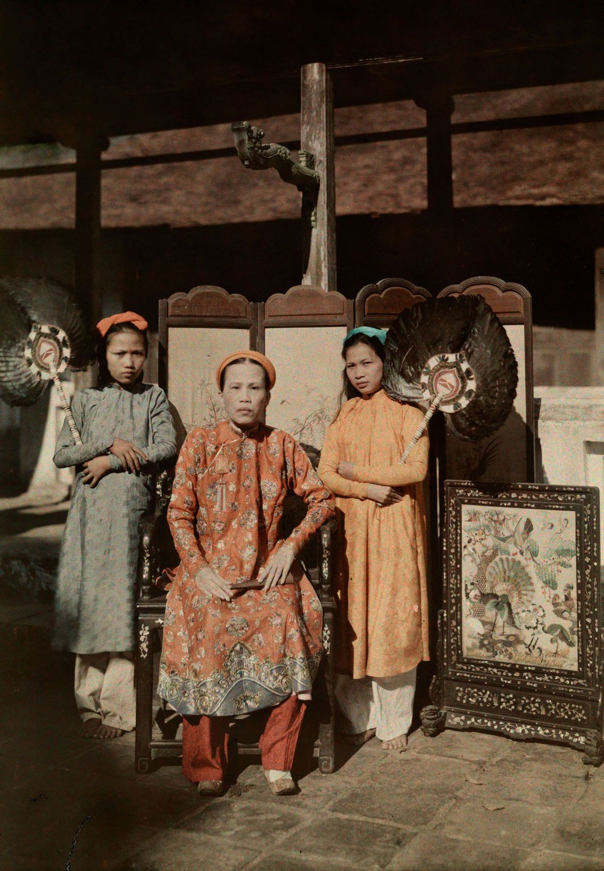 A princess of Hue in what is now central Vietnam, but what was French Indochina when ...