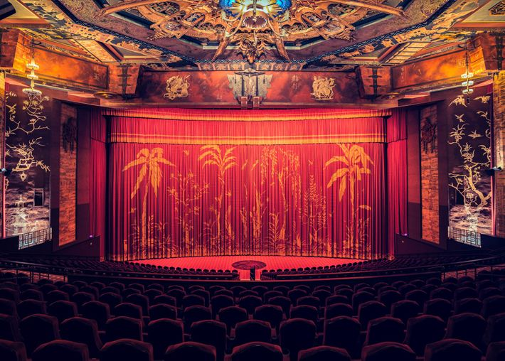The TLC Chinese Theatre, I, Los Angeles, California, 2014