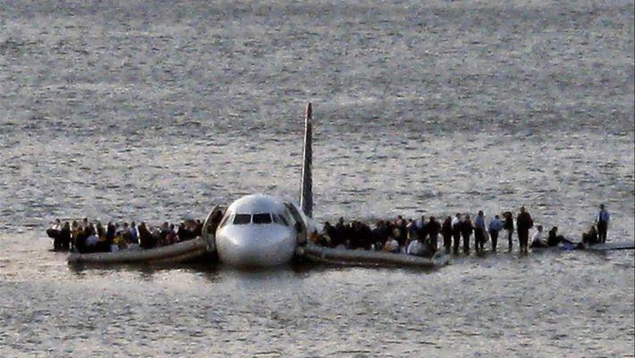 155 Survivors in the Hudson