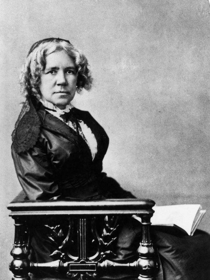 Maria Mitchell was an astronomer, suffragist, abolitionist, and vocal advocate of gender equality in science.