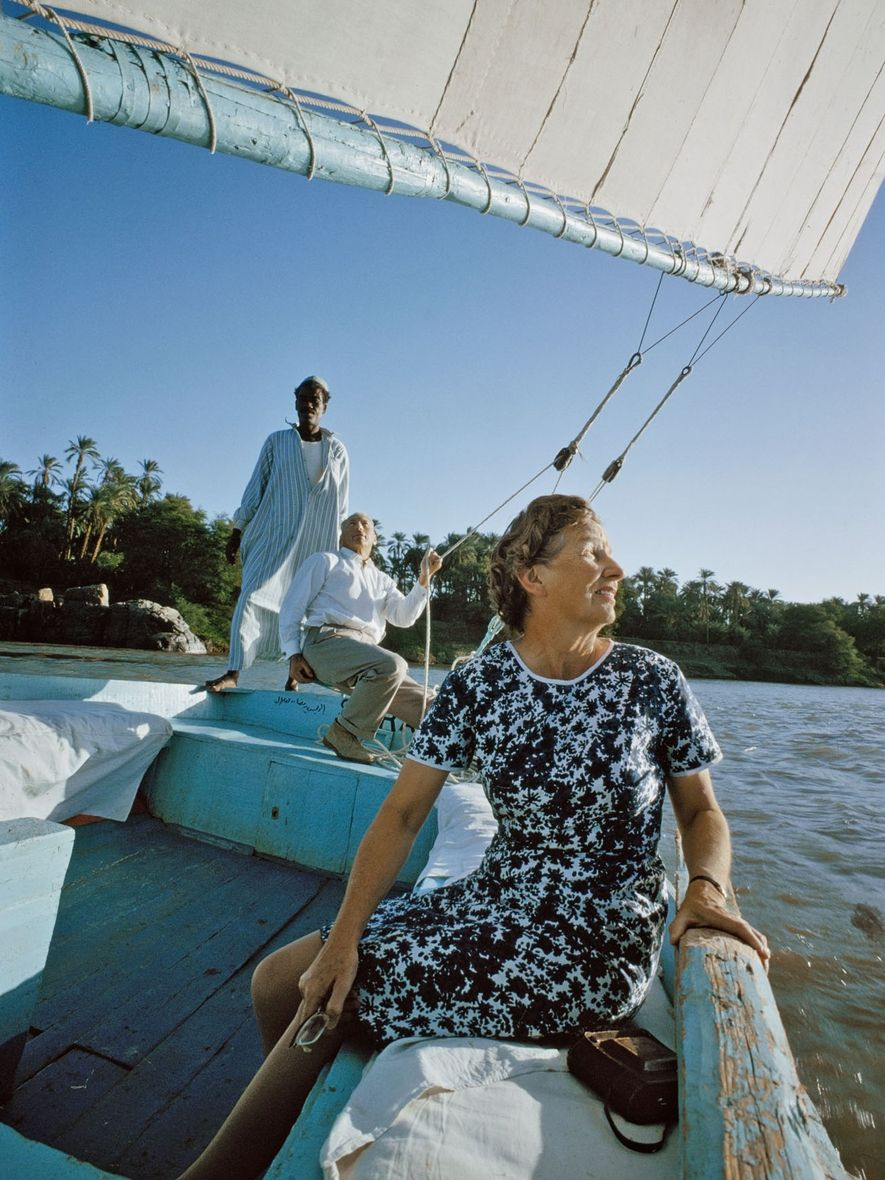 A lifetime of sailing around the world added up to a trip to the moon and ...