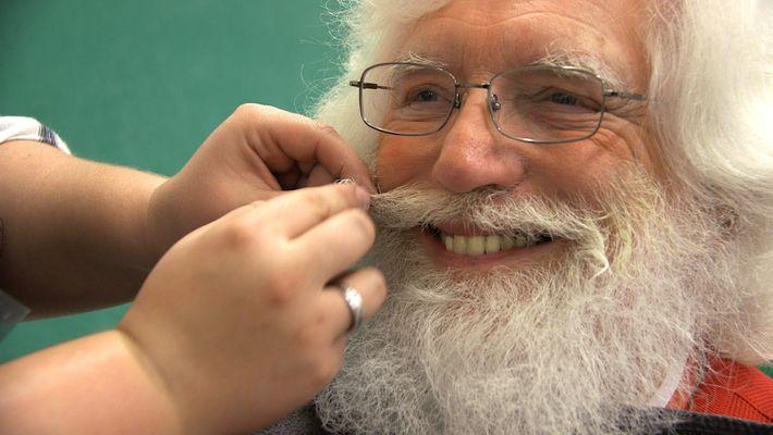How Do You Become Santa Claus? Santa School, Of Course!