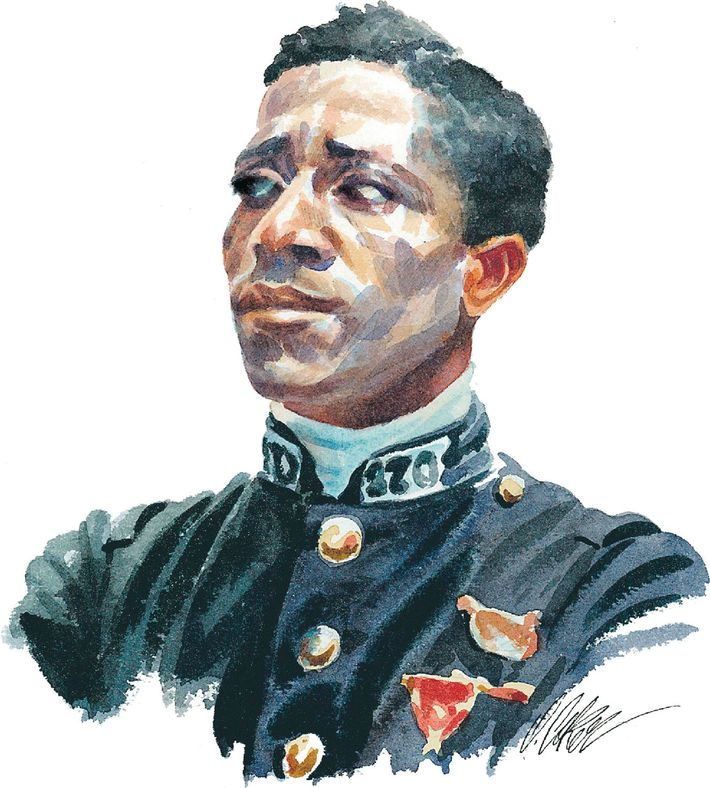 Eugene Bullard, who flew missions over France 1917-18, was the world's first African-American combat pilot.