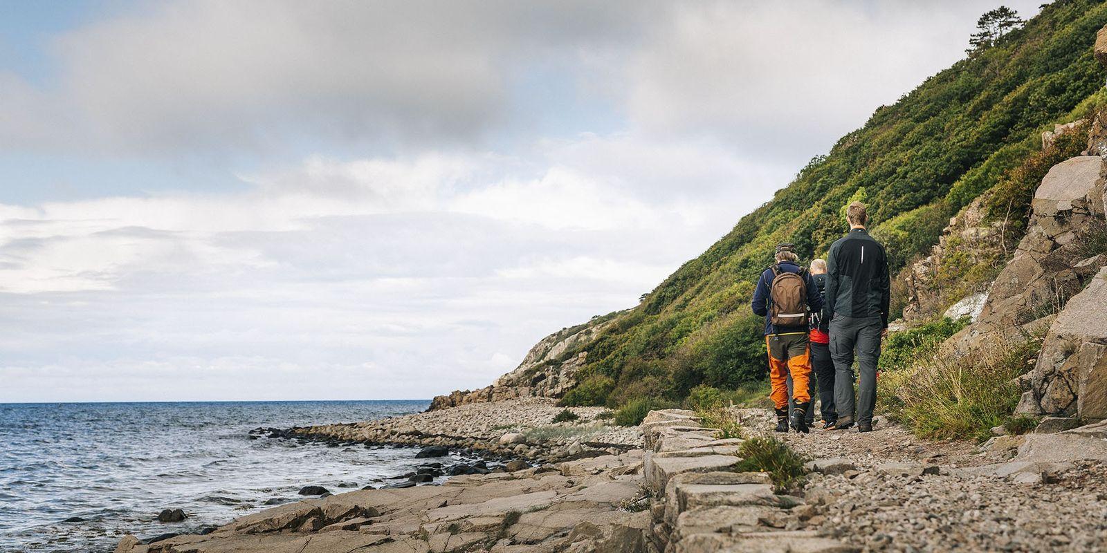 Hike the epic Skåneleden trail