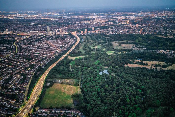 Designed in the 1930s to limit growth, the Green Belt still endures. Some say portions of ...