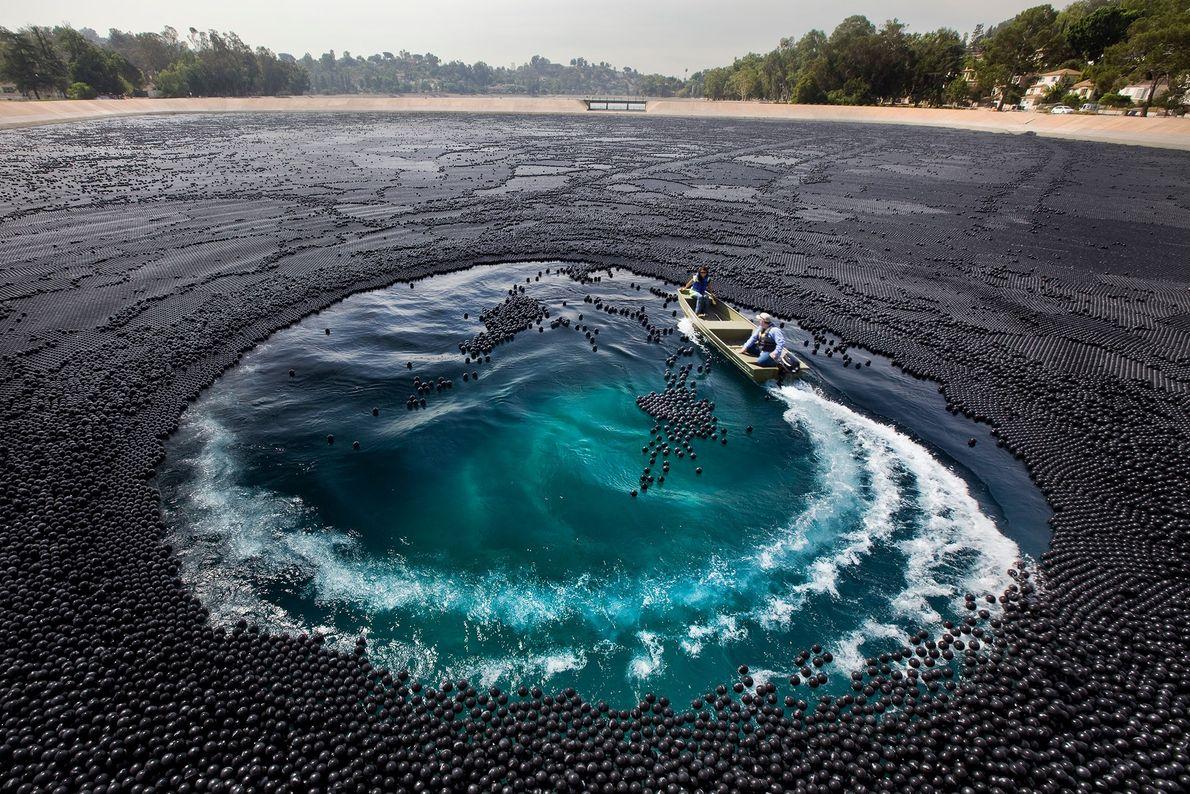 Floating Shade