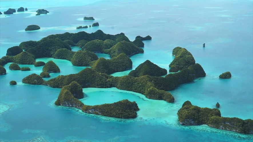 Palau's New Mandatory Eco-Pledge is the First of Its Kind
