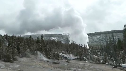 World's Most Powerful Geyser Erupts Three Times After Years of Quiet