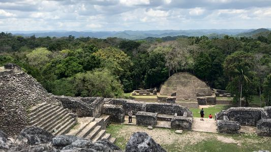 Climb ancient temples and more in Belize's largest Maya ruins