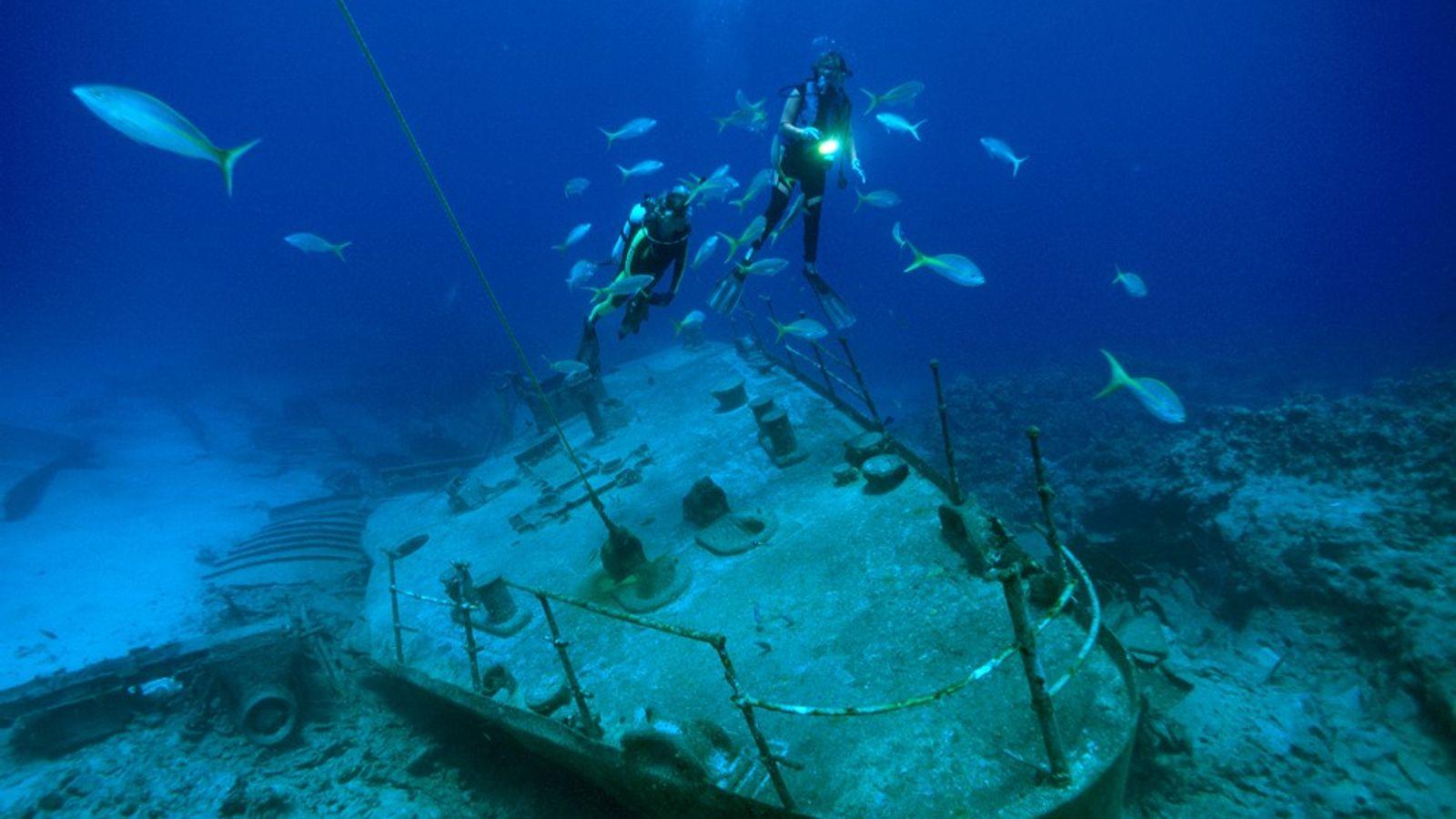 Cayman Islands Wreck