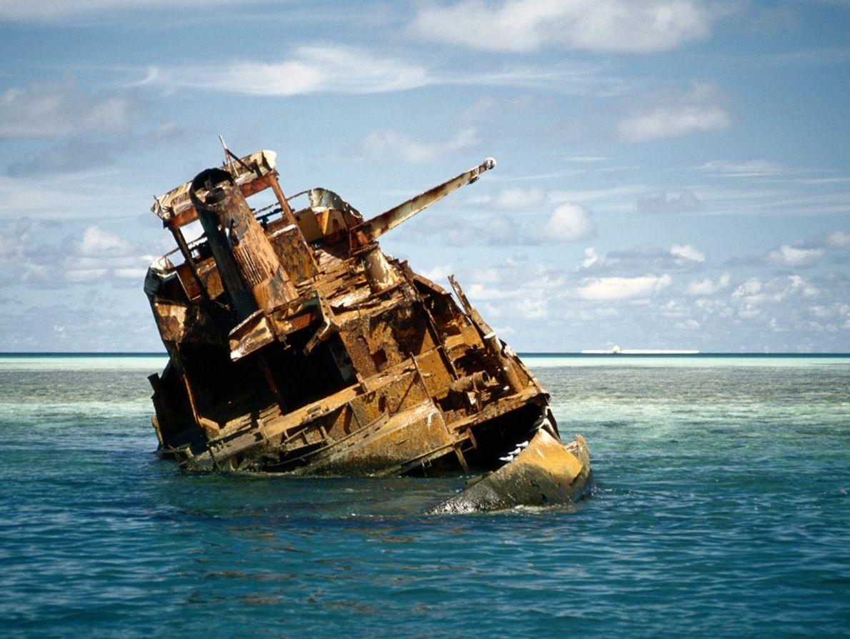 Philippines Wreck