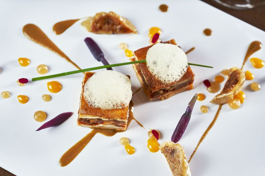 What happens when Spain's most decorated chef arrives in Madrid