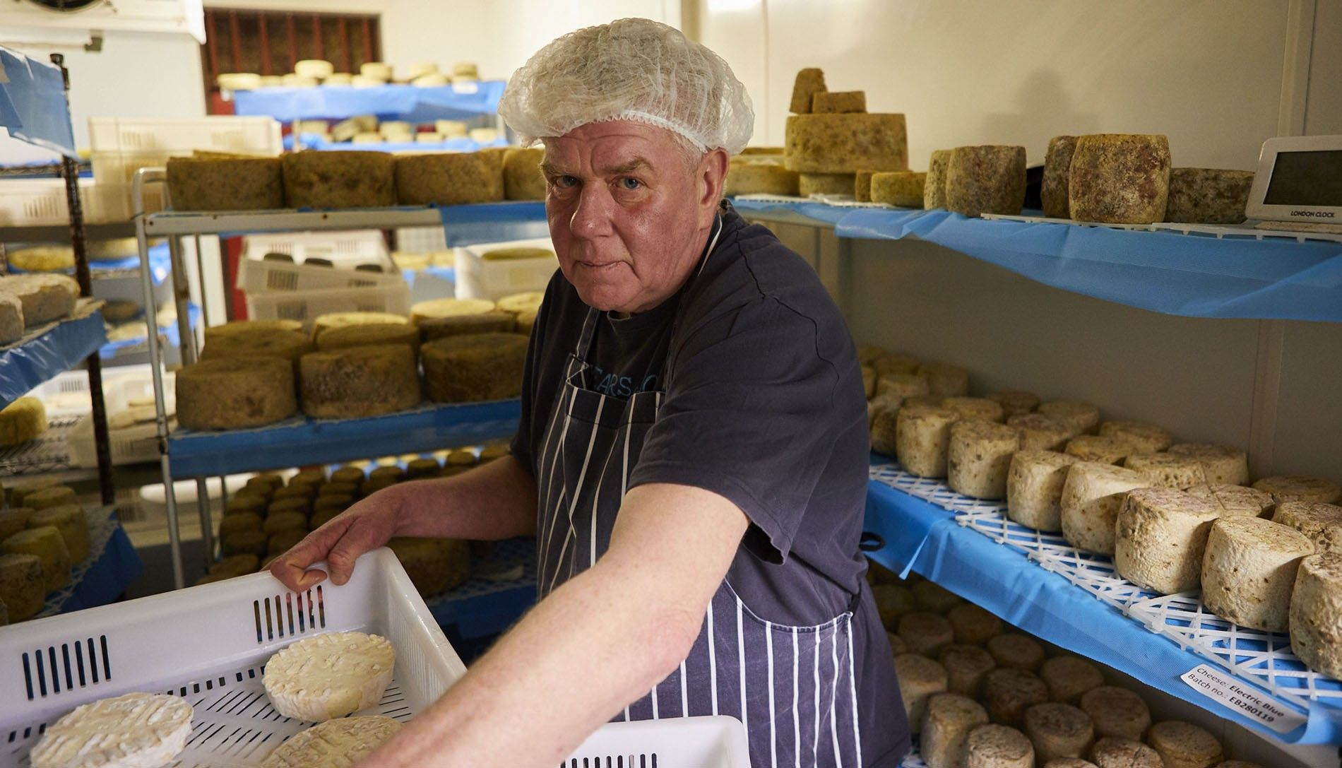 Keith of Wildes Cheese